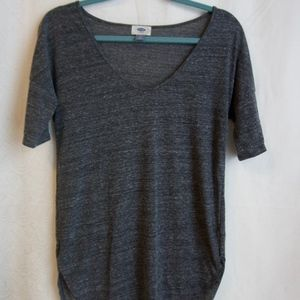 Old Navy SS Flowy Tee Size Small